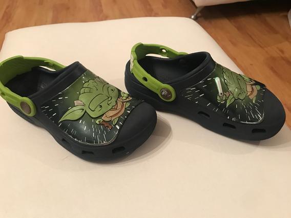 Crocs Originales Star Wars J1, Muy Buen Estado!!