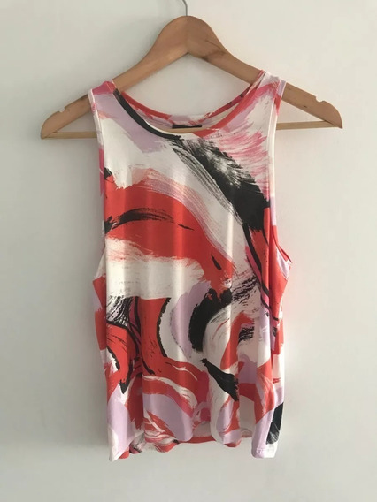 Remera Top Musculosa Ayres Talle S
