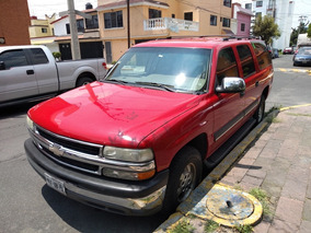 Chevrolet Suburban N Tela Aac At 2002