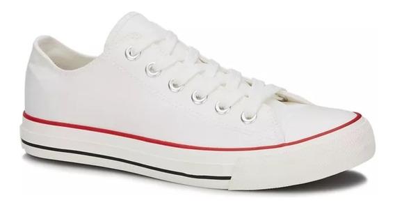 Sneaker Juvenil Luce Tenis Hombre Blanco Sport 2559582