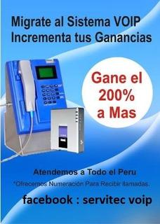 Telefono Publico - Migrate Gane El 200%