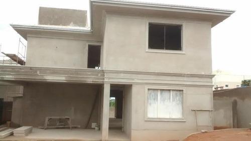 Casa Residencial À Venda, Condomínio Porto Seguro Village, Valinhos. - Ca2156