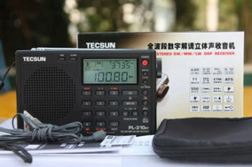 Rádio Tecsun Pl310 Et Dsp Fm Mw Lw Sw