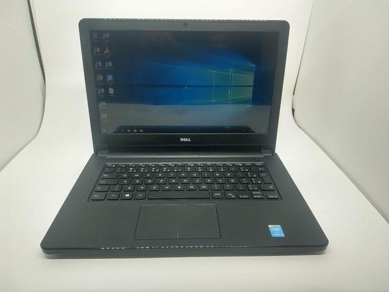Notebook Dell Core I3-5005u 4gb Ssd 240gb 14pol Windows 10