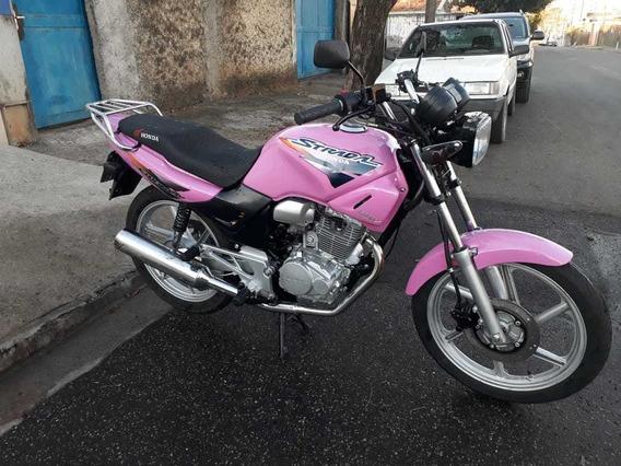 Moto Cbx Strada 200cc