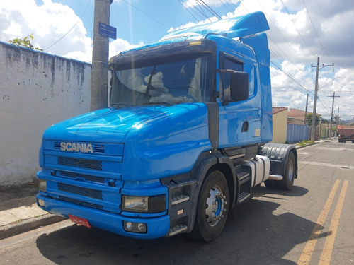 Scania T114 4x2 - Toco 6 Marchas (aceito Trocas)