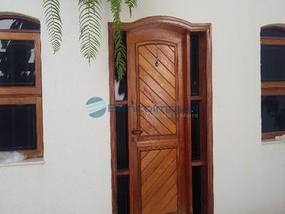 Casa Residencial Em Campinas - Sp, Vila Lemos - Ca00415
