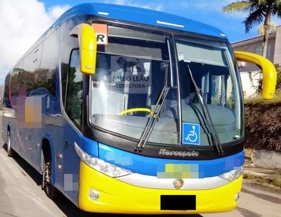Ônibus Rod. Paradiso G7 1050 2012 46LG +5% Pg Pelo Comprado*