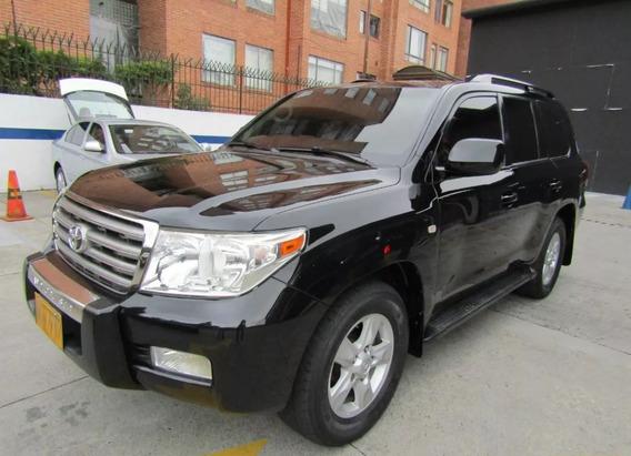 Toyota Land Cruiser Sahara Gxr Blindado $160.000.000