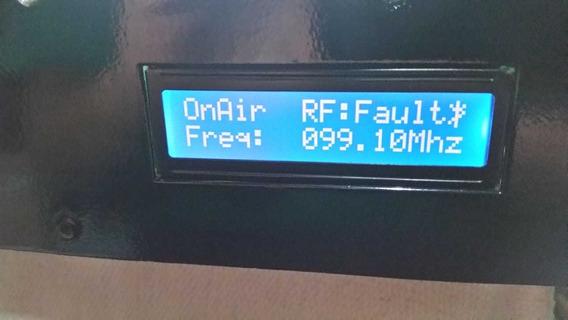 Mini Transmissor Fm Pll Tx 30w