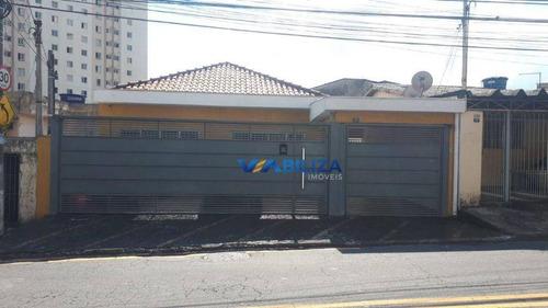 Imagem 1 de 30 de Sobrado À Venda, 140 M² Por R$ 680.000,00 - Jardim Santa Cecília - Guarulhos/sp - So0820