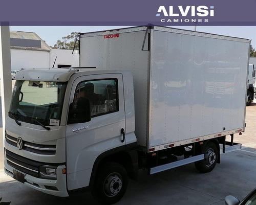 Volkswagen Express Delivery Con Furgón + Iva