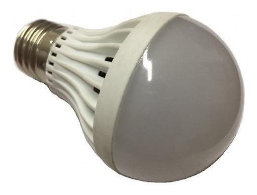 Kit 05 Lampadas Led 3w Com Sensor De Presença Por Som
