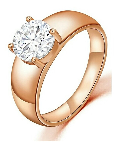 Anel Aliança De Noivado Casamento Anéis Alianças Luxo