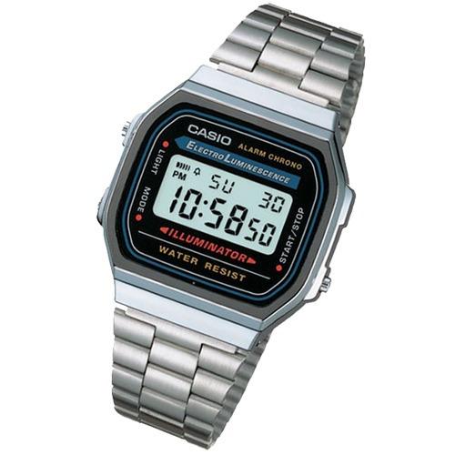 Imagen 1 de 2 de Reloj Casio A-168wa Circuit