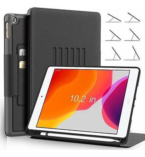 Imagen 1 de 8 de Estuche De iPad De 7a Generacion, Estuche iPad 10.2 Estuche