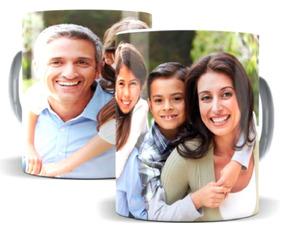 Caneca De Porcelana Personalizada Com Sua Foto Imagem Arte