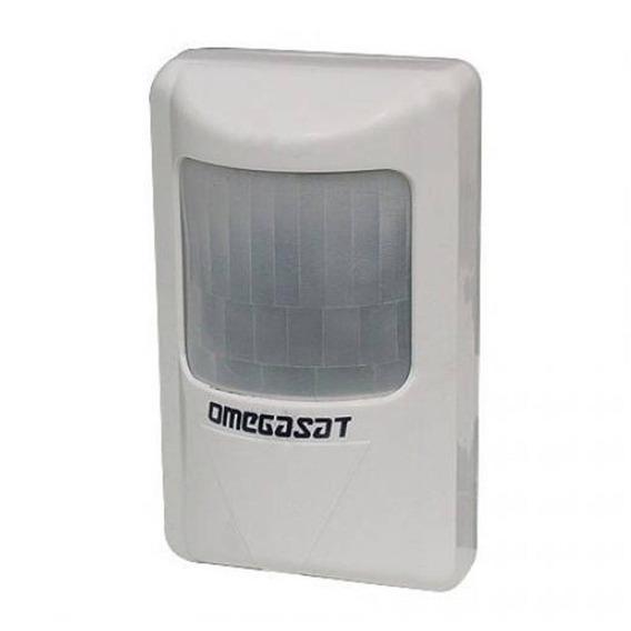 Sensor Infravermelho Com Fio Omegasat