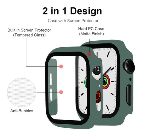 Case Protector 360º Apple Watch 42 Mm Serie 3/2/1
