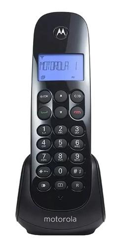 Teléfono inalámbrico Motorola M700 negro