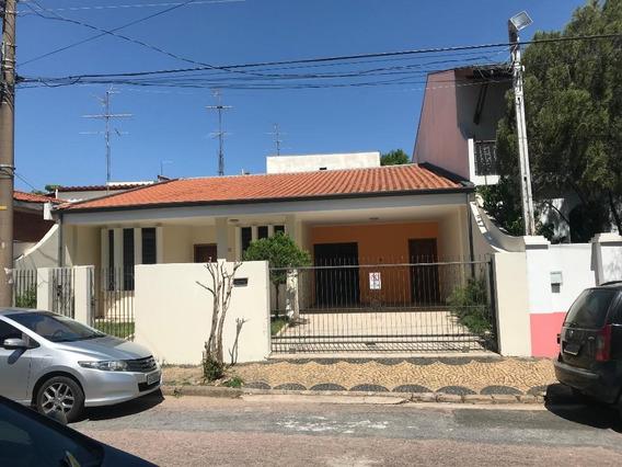 Casa Com 3 Dormitórios Para Alugar, 220 M² Por R$ 2.500/mês - Jardim Vila Rosa - Valinhos/sp - Ca1788