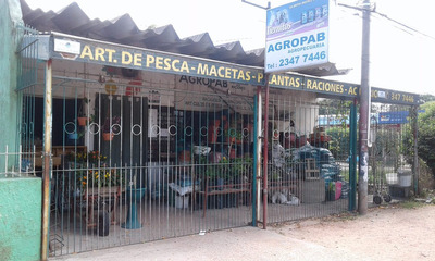 Llave De Comercio Y Casa (local) En Playa Pascual