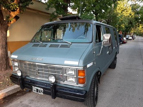 Dodge Van B200 Larga  Diesel
