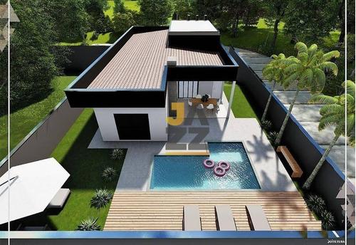 Casa Com 3 Quartos À Venda, 165 M² Por R$ 950.000 - Condomínio Buona Vita - Atibaia/sp - Ca13132