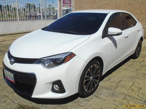 Toyota Corolla S - Automatica