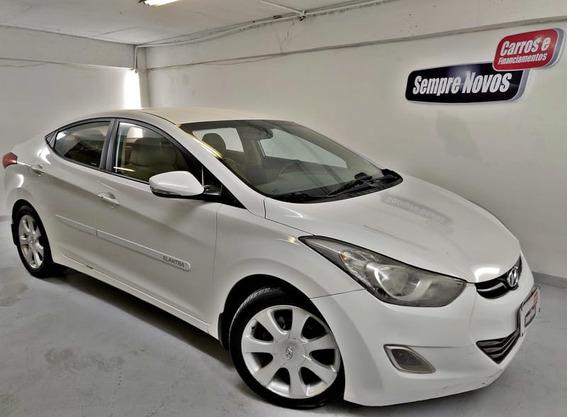Hyundai Elantra Gls 1.8 16v Aut. 2012