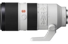 Lente Sony Fe 70-200mm F/2.8 Gm Oss E-mount (sel70200gm) Son