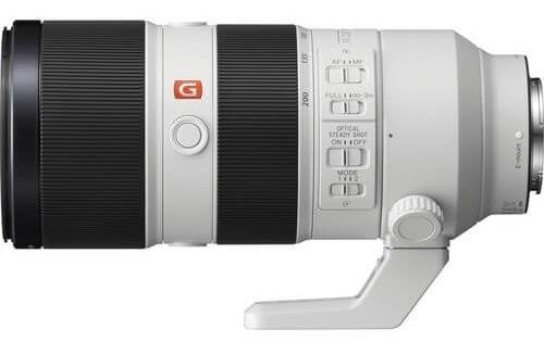 Lente Sony Fe 70-200mm F/2.8 Gm Oss E-mount (sel70200gm)