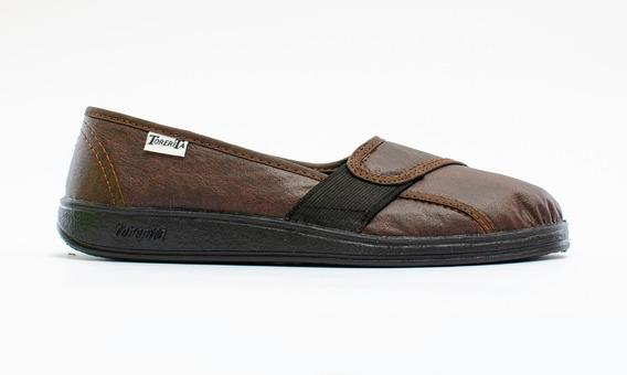 Zapatillas Mocasines Torerita Dama C142