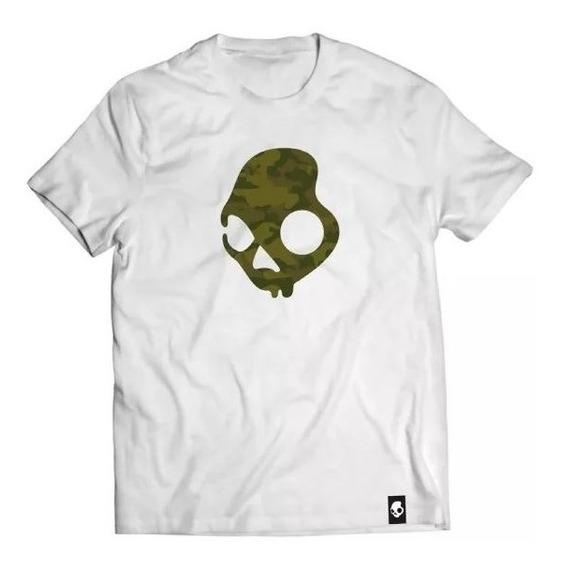 Franelas De Caballero Skullcandy Filled Skull.