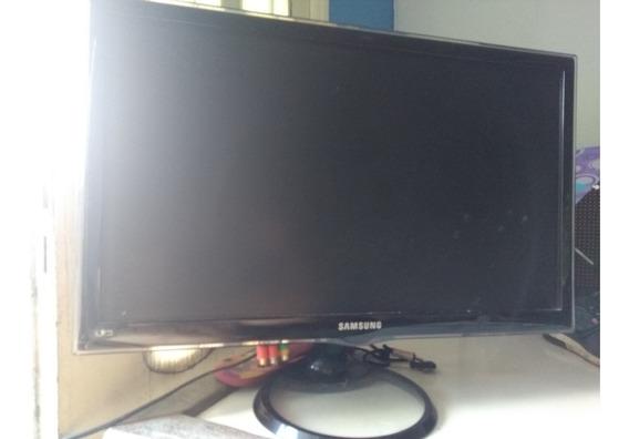 Tv Monitor Lt24a550, Com Display Quebrado