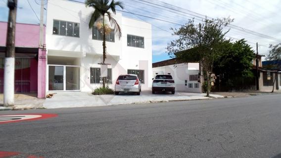 Prédio Comercial Em Avenida Movimentada No Centro De Caraguá Para Aluguel Definitivo - Pt00112 - 67620260