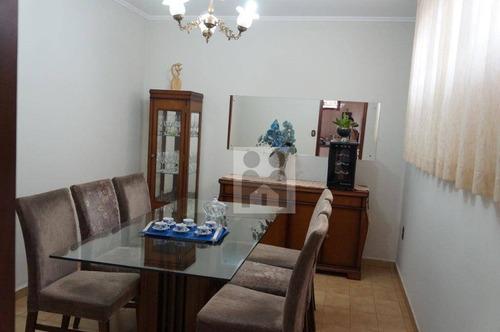Imagem 1 de 12 de Casa Com 4 Dormitórios À Venda, 299 M² Por R$ 750.000,00 - Nova Ribeirânia - Ribeirão Preto/sp - Ca0578