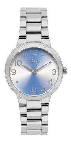 Relógio Condor Feminino Fashion Prata Co2035kxq/3a