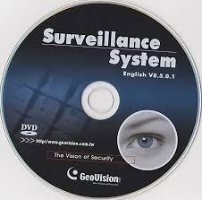 Software Cd Para Tarjetas Geovision Gv Camaras De Seguridad