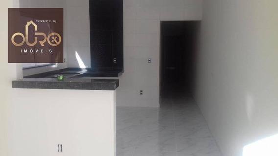 Casa Com 3 Dormitórios À Venda, 70 M² Por R$ 180.000 - Residencial Irineu Zanetti - Franca/sp - Ca0390