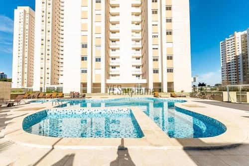 Apartamento Com 3 Dormitórios À Venda, 131 M² Por R$ 917.314,00 - Ecoville - Curitiba/pr - Ap3065
