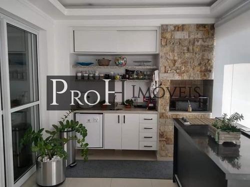 Imagem 1 de 15 de Apartamento Para Venda Em São Bernardo Do Campo, Centro, 4 Dormitórios, 3 Suítes, 5 Banheiros, 3 Vagas - Doml155ta_1-1604998