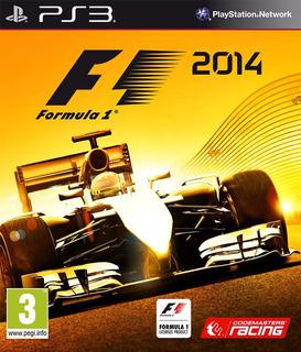 F1 2014 Ps3 | Descargable Psn | Original (formula 1 14)