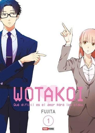 Wotakoi 01 - Fujita