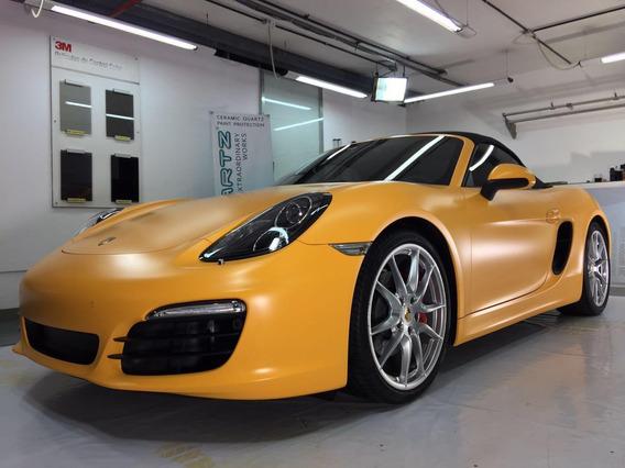 Porsche Boxster S Malek Fara