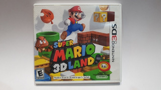 Super Mario 3d Land 3ds 2ds Cartucho Original Garantizado!!!