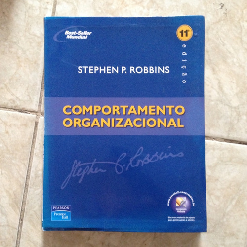 Livro Comportamento Organizacional Stephen P. Robbins T2