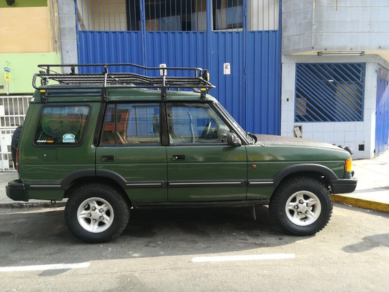 Discovery 1 1996 V8 Inyectores 5 Puertas 3900l Full Off Road
