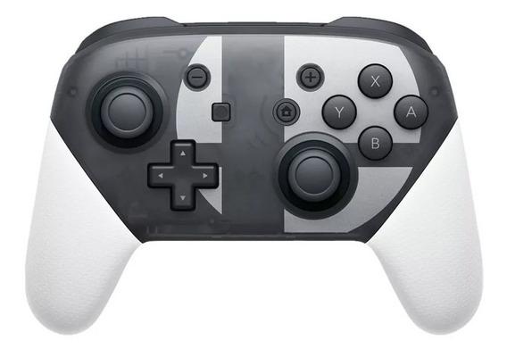 Pro Controle P Nintendo Switch Bt Smash Bros Eastvita