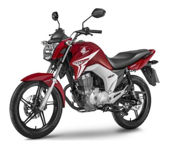 Honda Cg Tintam 160